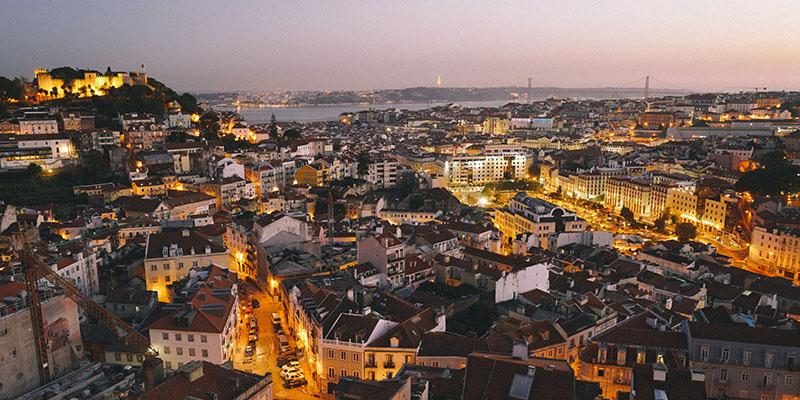 Vivre et travailler à Lisbonne, Portugal